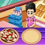 مطعم البيتزا